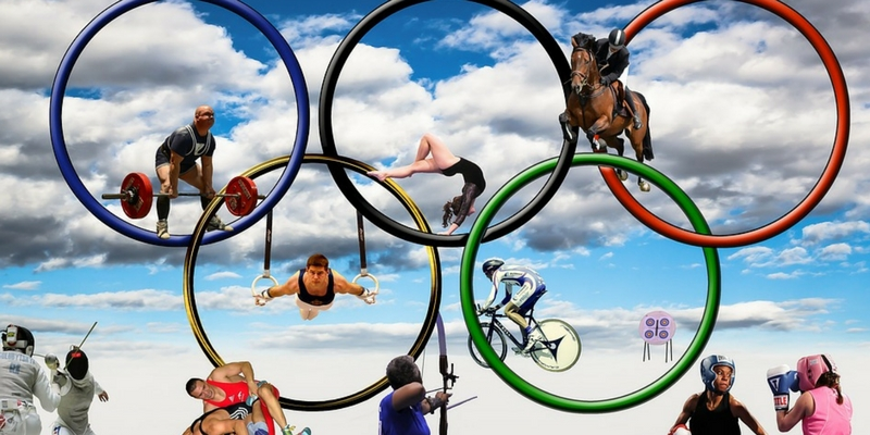 Which Olympic game will you play