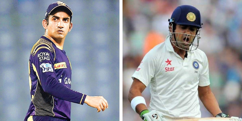 Lets see how well you know about Gautam Gambhir