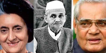 Which Indian prime minister resemble you