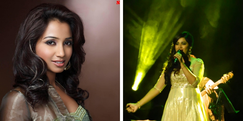 Take this quiz and see how well you know about Shreya Ghosal