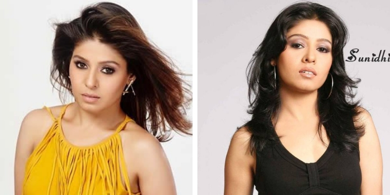 How well you know about Sunidhi Chauhan