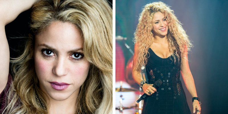 Lets see how well you know Shakira