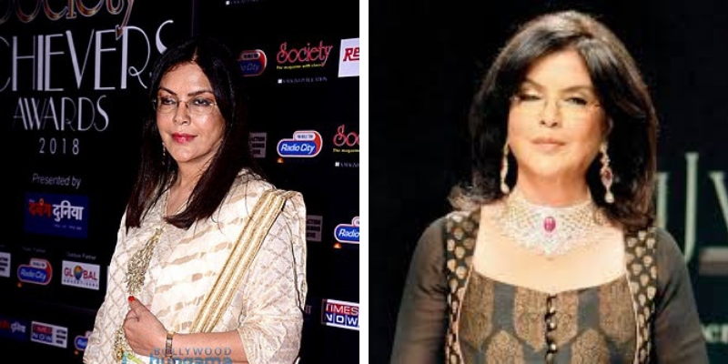 Answer this 10 questions to know about Zeenat Aman