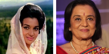 Take this quiz to know about Asha Parekh