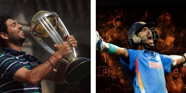 Take this quiz and answer these 10 questions and see how well you know about Yuvraj Singh