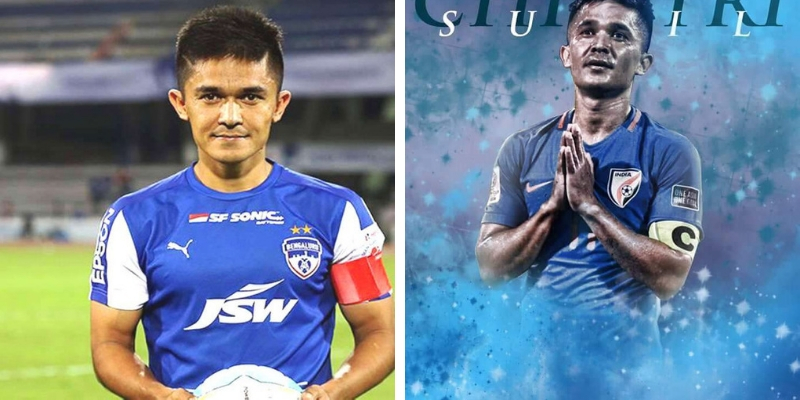 Take this quiz and see how well you knew about Sunil Chhetri