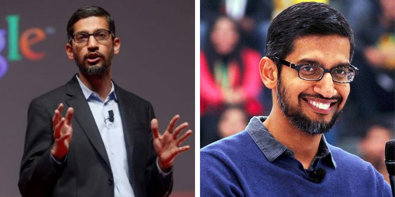 Take this quiz and see how well you know about Sundar Pichai