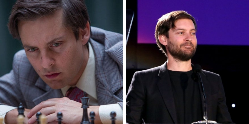 Take this quiz and see how well you know about Tobey Maguire?