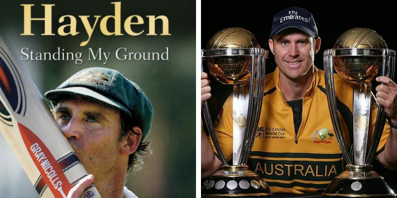 Take this quiz and see how well you  about Matthew Hayden?