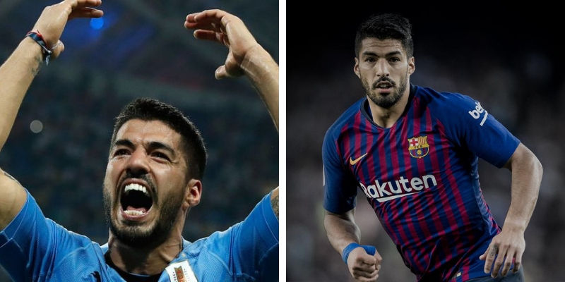 Take this quiz and see how well you know about  Luis Suarez