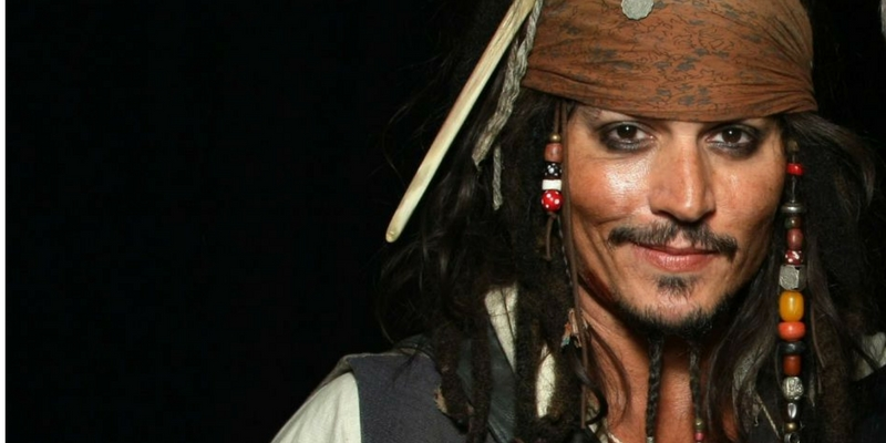 Which Pirates of Carribean character are you