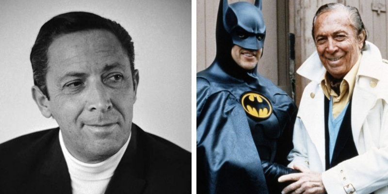 Take these 10 questions and play this quiz on Bob Kane