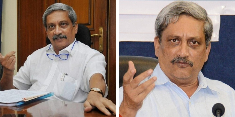Let see how well you know about Manohar Parikkar?
