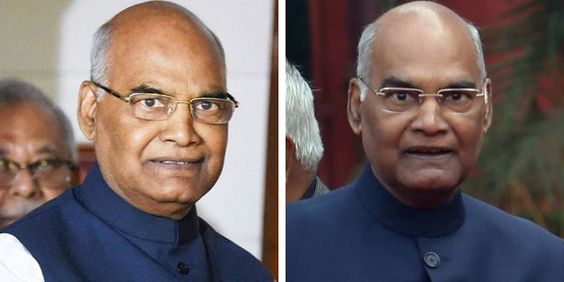 Lets see how well you know about Ram Nath Kovind?