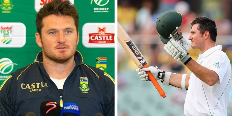 Take this quiz and see how well you know about Graeme Smith?