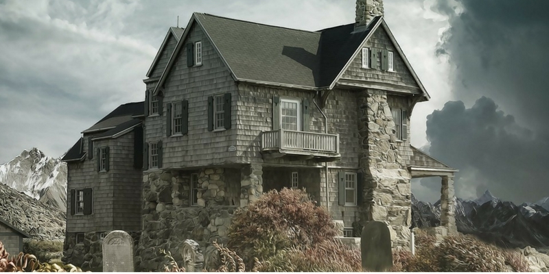 Which haunted place you dare to visit