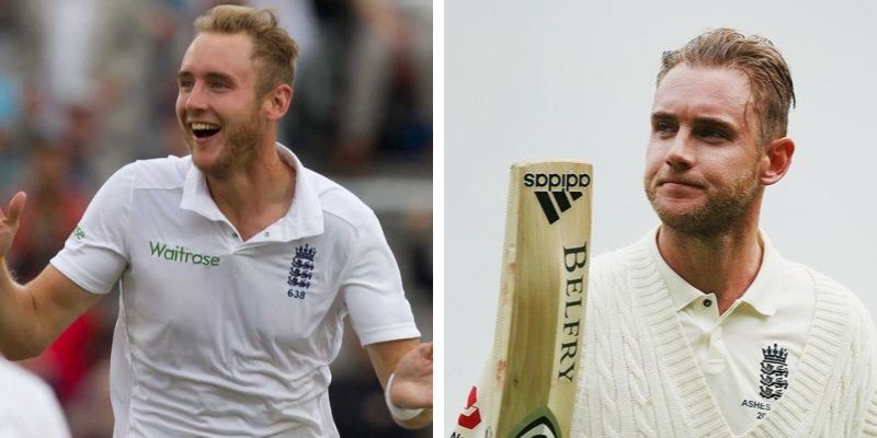 Take this quiz and see how well you know about Stuart Broad ?