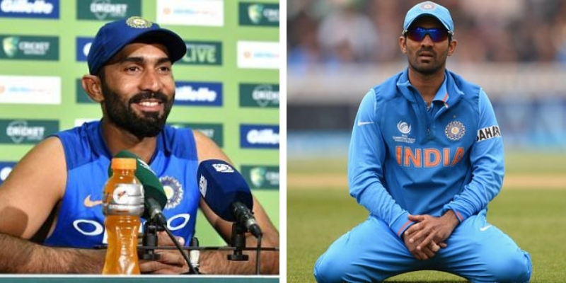 Take this quiz and see how well you know about Dinesh Karthik