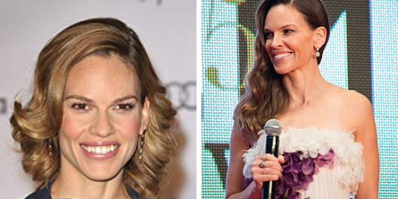 Take this quiz and know about Hilary Swank