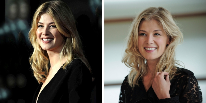 How well you know about Rosamund Pike? Take this quiz to know
