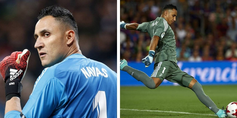 Take this quiz and see how well you know about Keylor Navas?