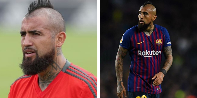 Take this quiz and see how well you know about Arturo Vidal quiz?