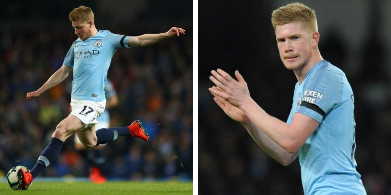 Take this quiz and see how well you know about  Kevin De Bruyne?