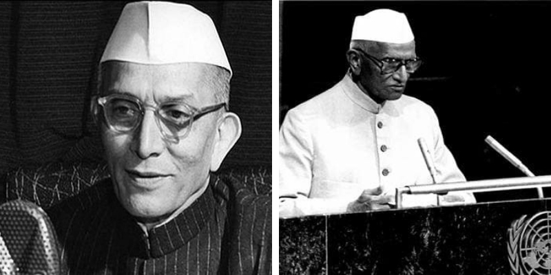 Take this quiz and see how well you know about Morarji Desai