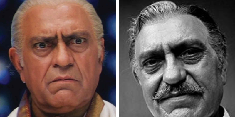 How well you know about Amrish Puri