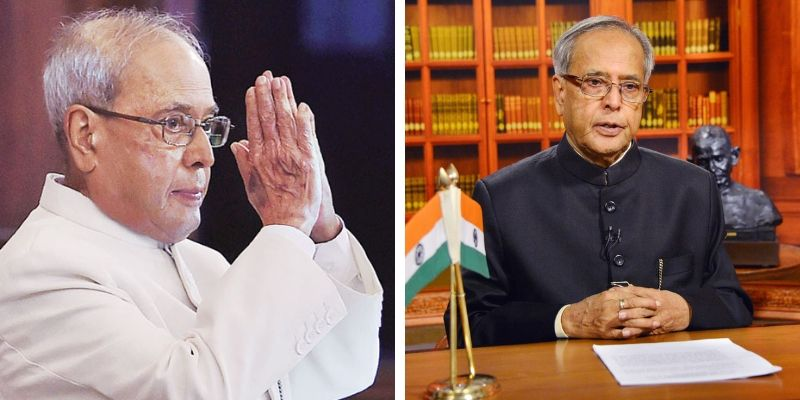 Take this quiz and see how well you know about Pranab Mukherjee ?
