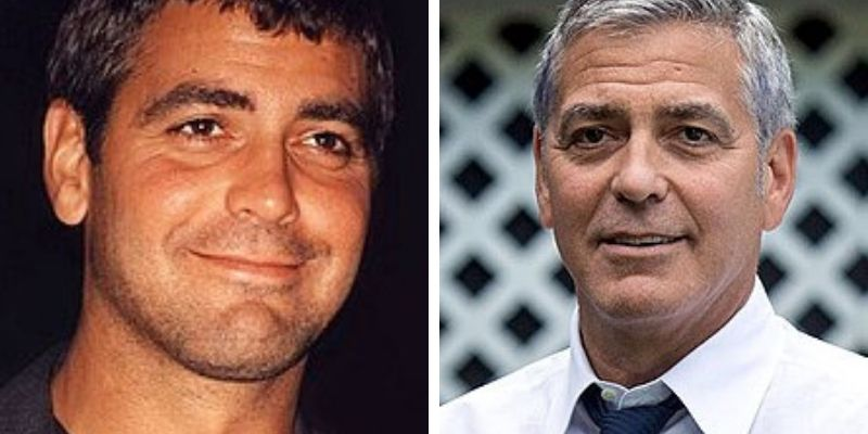 Answer this quiz questions on George Clooney