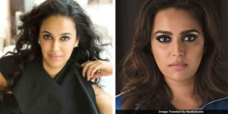 Answer this quiz questions on Swara Bhaskar