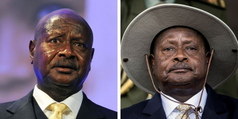 Take this quiz and see how well you know about Yoweri Museveni?