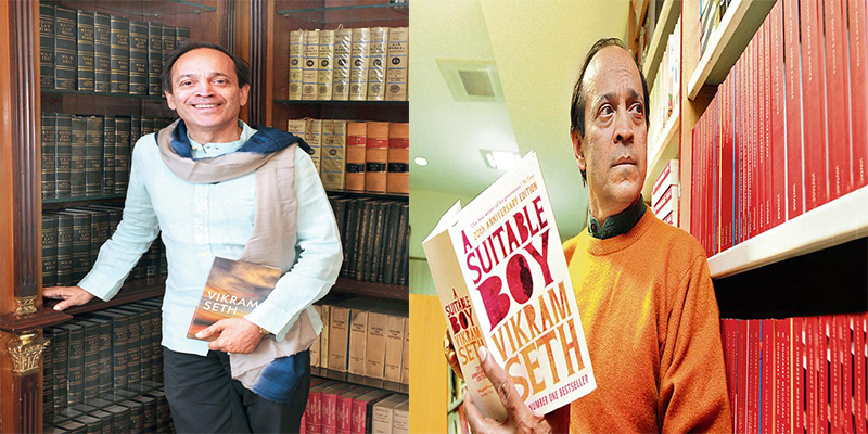 Take this quiz and see how well you know about Vikram Seth?