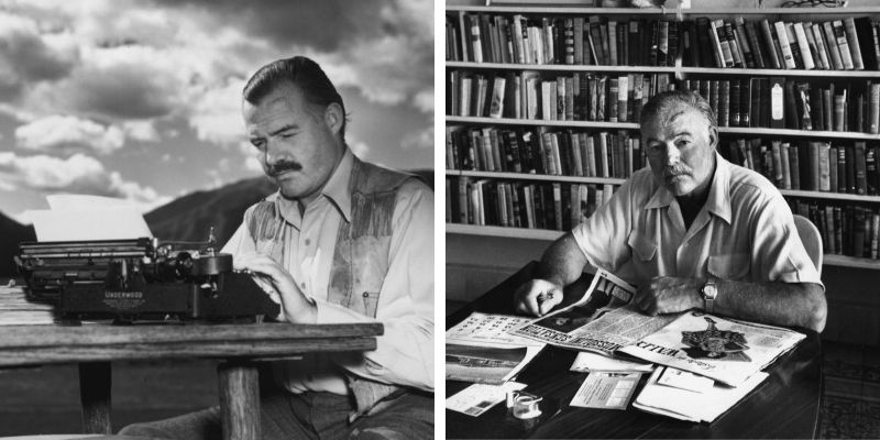 Take this quiz and see how well you know about Ernest Hemingway?