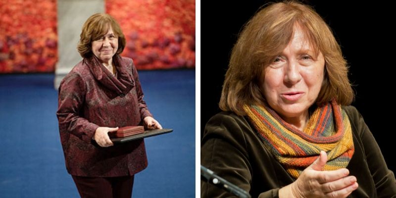 Take this quiz and see how well you know about Svetlana Alexievich?
