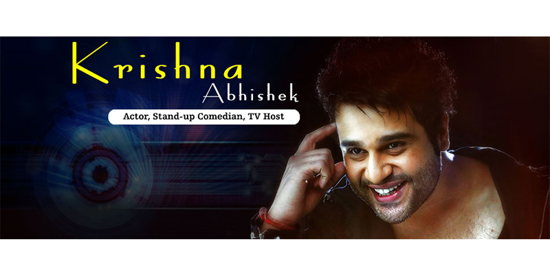 Take this quiz and see how well you know about  Krishna Abhishek?