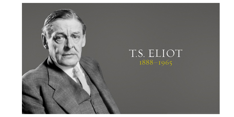 Take this quiz and see how well you know about T. S Eliot?