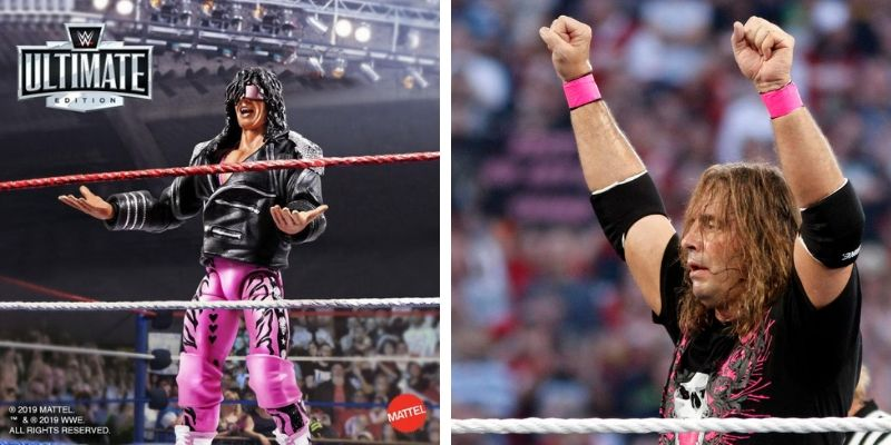 Take this quiz and see how well you know about  Bret Hart?