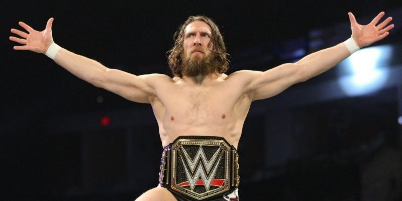 Take this quiz and see how well you know about Bryan Danielson?