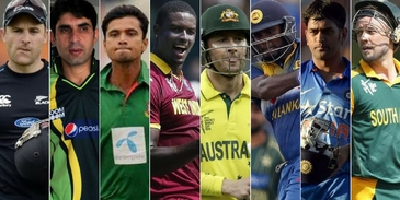 Which cricket team will you lead