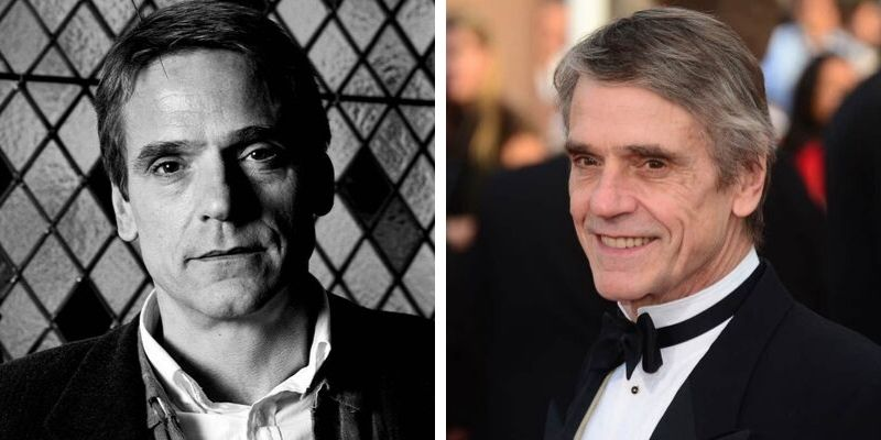 Answer this quiz questions on Jeremy Irons