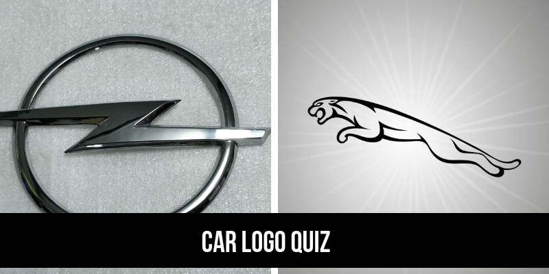 Are you a car lover? Take this car logo quiz!