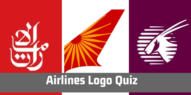 A frequent flight traveller can score 8/10 in this airlines logo quiz