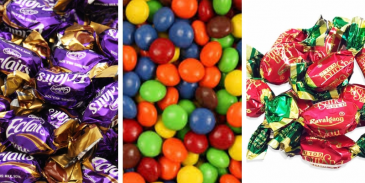 Let us guess your favorite candy