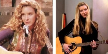 Take this quiz about Phoebe Buffay of Friends and see how much you know about her
