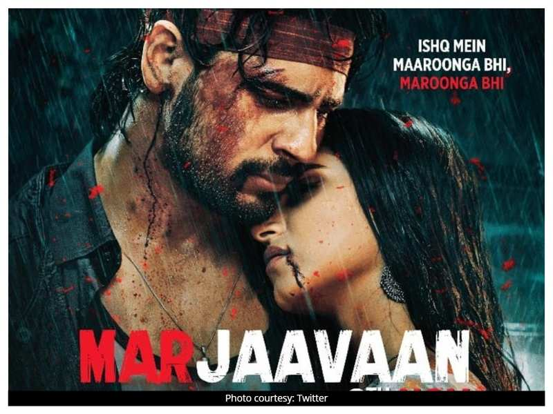 When  Marjaavaan movie will be released?