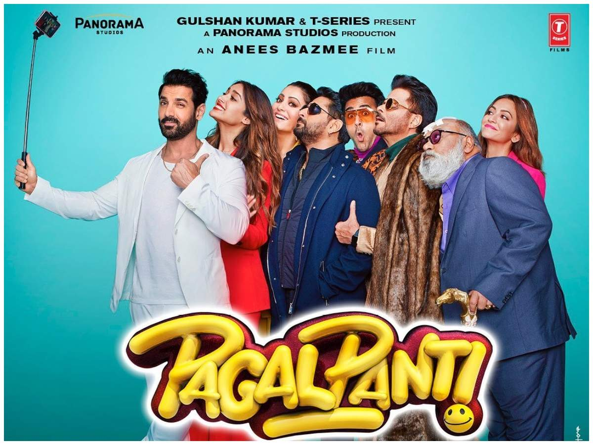When Pagalpanti movie will be released?
