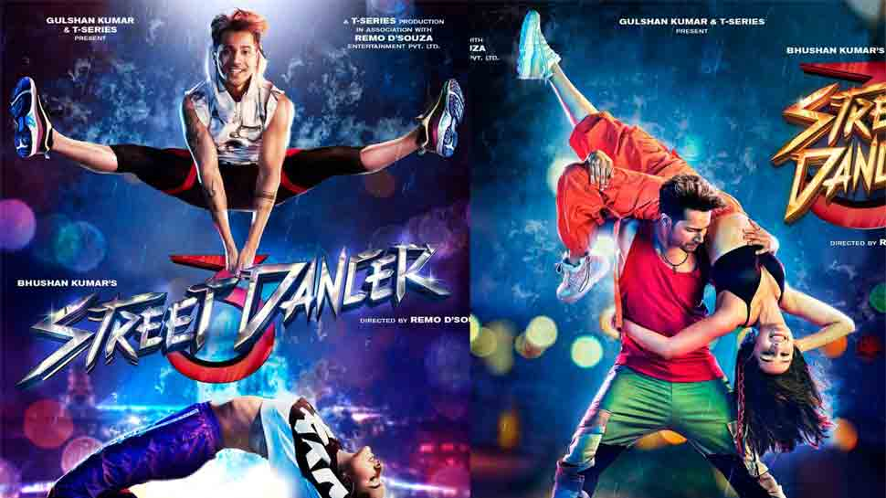 When Street Dancer movie will be released?