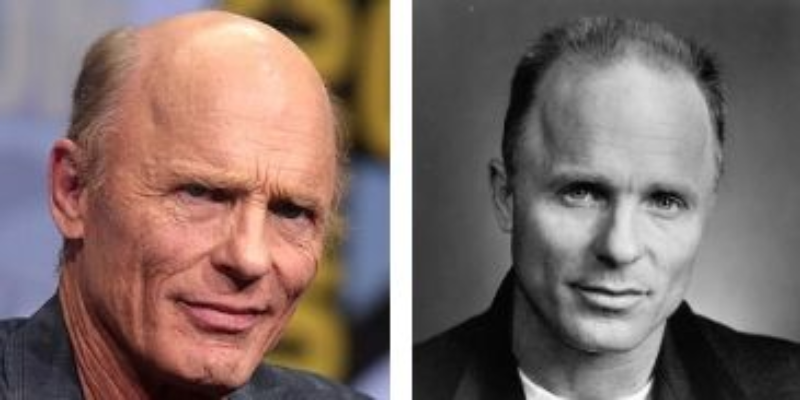 Answer this quiz questions on Ed Harris